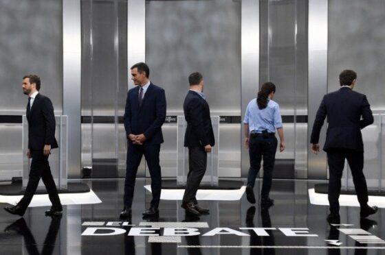 Ein Touristenführer Zum Fassungsgabe Dieser Spanischen Politik In Fünf Minuten