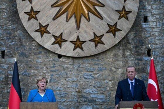 Merkel Verspricht Reliabilität Bei dem Letzten Visite Anliegend Erdogan In Dieser Türkei