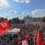 Riesenkundgebung In Hauptstadt von Italien Fordert Verdammung Jener Extremen Rechten